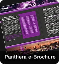 panthera e-brochure services
