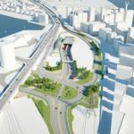 Proposed Silvertown tunnel plan