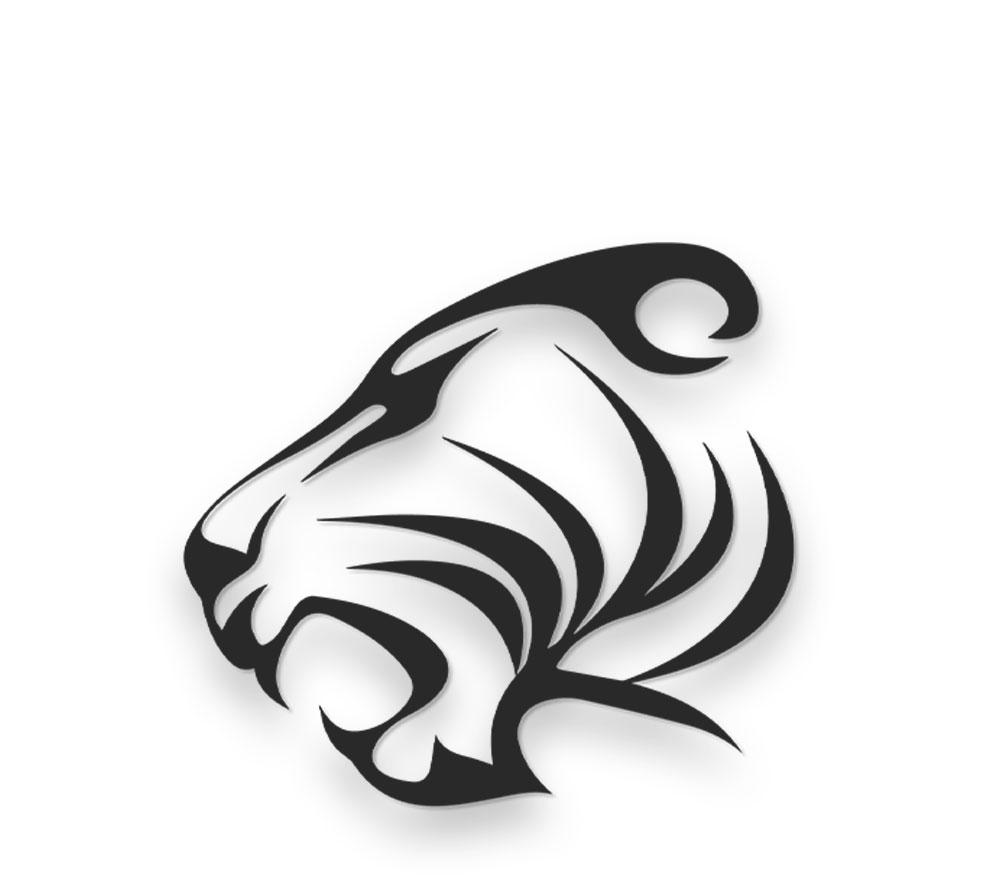 Logo Panthera head